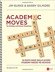 Academic Moves for College and Career Readiness, Grades 6-12 CPL9807