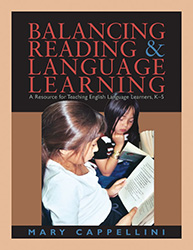 Balancing Reading and Language Learning 9781571103673