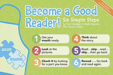 Become A Good Reader MH8131