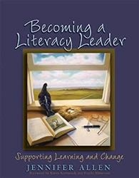 Becoming a Literacy Leader (2/e) Sten0965