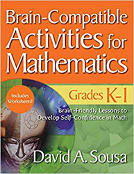 Brain-Compatible Activities for Mathematics, Grades K-1 CP7839