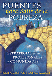 Bridges Out of Poverty (Spanish Edition) Aha8474