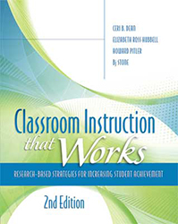 Classroom Instruction That Works (2/e) ASCD3626
