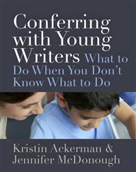 Conferring with Young Writers Sten0392