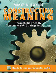 Constructing Meaning Through Kid-Friendly Comprehension Strategy Instruction MH5741