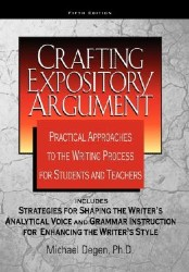 Crafting Expository Argument (5/e) Tele4906