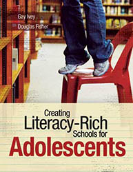 Creating Literacy-Rich Schools for Adolescents 9781416603214