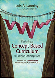 Designing a Concept-Based Curriculum for English Language Arts CP1975