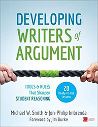 Developing Writers of Argument Sage4330