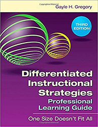 Differentiated Instructional Strategies Professional Learning Guide CP1642