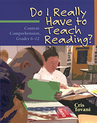 Do I Really Have to Teach Reading? 9781571103767
