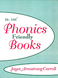 Phonics Friendly Books 978-188884211