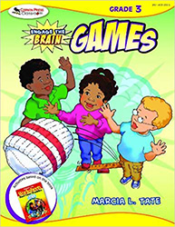 Engage the Brain: Games, Grade Three CP9308