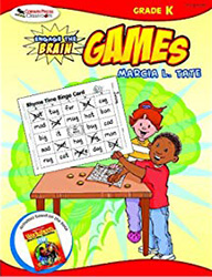 Engage the Brain: Games, Grade K CP9339