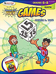 Engage the Brain: Games, Math, Grades 6-8 CP9261