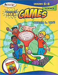Engage the Brain: Games, Science, Grades 6-8 CP9254