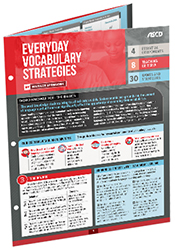 Everyday Vocabulary Strategies (Quick Reference Guide) ASCD3496