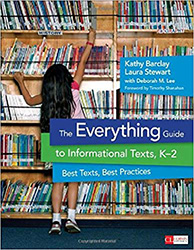 The Everything Guide to Informational Texts, K-2 CPL3104