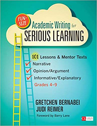 Fun-Size Academic Writing for Serious Learning CP8613