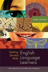 Getting Started With English Language Learners 9781416605195