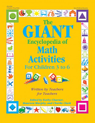 GIANT Encyclopedia of Math Activities for Children 3 to 6, The GH0447