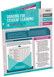 Grading for Student Learning (Quick Reference Guide) ASCD4035