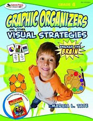 Engage the Brain: Graphic Organizers and Other Visual Strategies, Grade 4 CP2286
