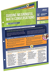 Guiding Meaningful Math Conversations (Quick Reference Guide) ASCD4202