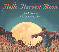Hello, Harvest Moon HMH4516