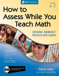 How to Assess While You Teach Math Math9178