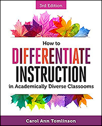 How to Differentiate Instruction in Academically Diverse Classrooms (3/e) ASCD3304