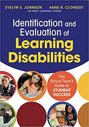 Identification and Evaluation of Learning Disabilities CP1560
