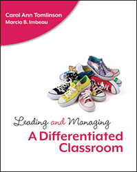 Leading and Managing in a Differentiated Classroom ASDCD0748