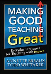 Making Good Teaching Great EoE2123