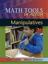 Math Tools in Action: Manipulatives (DVD) - Expected release date 11/30/12 Sten9705