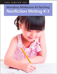 Marvelous Minilessons for Teaching Nonfiction Writing Pem3033