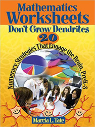 Mathematics Worksheets Don't Grow Dendrites 9781412953337