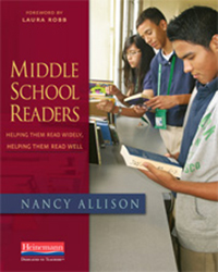 Middle School Readers Hein8149