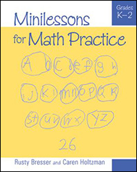 Minilessons for Math Practice, Grades K–2 9780941355742