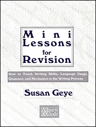 Minilessons for Revision 978-1888842043