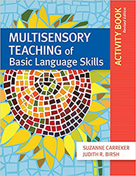 Multisensory Teaching of Basic Language Skills Activity Book (4TH ed.) Br3084