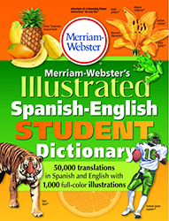 Merriam-Webster's Illustrated Spanish-English Student Dictionary MW1775