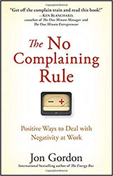 The No Complaining Rule JWJB9496