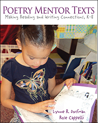 Poetry Mentor Texts - Expected release date 11/01/12 Sten9491