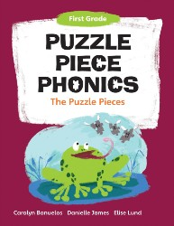 Puzzle Piece Phonics: First Grade, The Puzzle Pieces PPP2559
