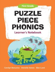 Puzzle Piece Phonics: First Grade, Teacher's Guide Copy PPP2343