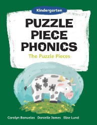 Puzzle Piece Phonics: Kindergarten Teacher's Guide Copy CP-COPY