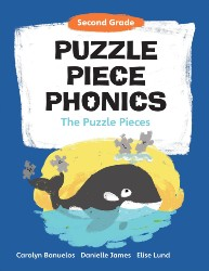 Puzzle Piece Phonics: Second Grade, The Puzzle Pieces PPP5937