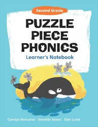 Puzzle Piece Phonics: Second Grade, Learner's Notebook PPP1117