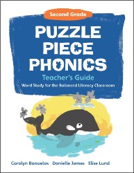 Puzzle Piece Phonics: Second Grade, Teacher's Guide PPP9306